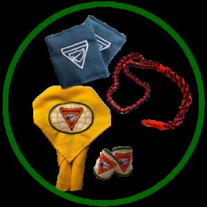 Pañoletas y complementos de Uniforme